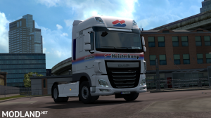 Heisterkamp Daf Euro 6 Skin , 4 photo