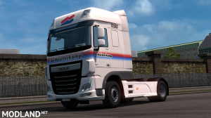 Heisterkamp Daf Euro 6 Skin , 3 photo
