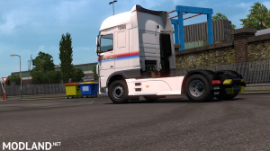Heisterkamp Daf Euro 6 Skin , 1 photo