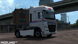 Heisterkamp Daf Euro 6 Skin , 2 photo