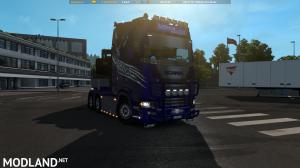 Lasting og Transport Scania R730 skin, 2 photo