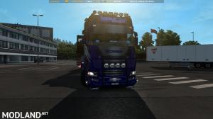 Lasting og Transport Scania R730 skin, 3 photo
