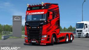 Scania S Valcarenghi Skin, 1 photo
