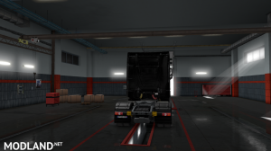 skins SIMON LOOS  for mercedes new actros BY HF  GAMES, 12 photo