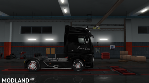 skins SIMON LOOS  for mercedes new actros BY HF  GAMES, 10 photo