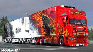 Ristimaa Firebird Next Gen Scania S + Tandem Skin, 2 photo