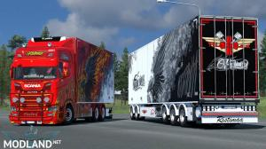 Ristimaa Firebird Next Gen Scania S + Tandem Skin, 3 photo