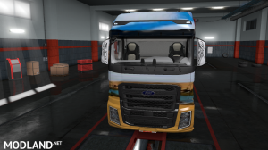 SKINS SAHARA   FOR FORD   F-MAX 1.35 1.36, 1 photo