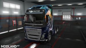 Euro Truck Simulator 2 Volvo FH Skin, 3 photo