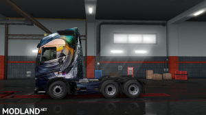 Euro Truck Simulator 2 Volvo FH Skin, 2 photo