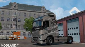 Volvo Skin Stock/Metallic | 2.0 | KacperKWC, 1 photo