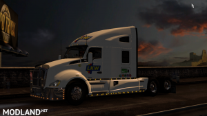 SKIN ORIGINAL COMPANY GAME  LKW FOR KW T-680, 1 photo