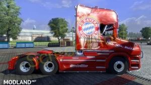 FC Bayern for Scania