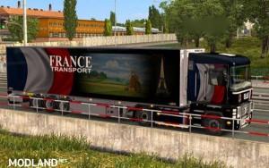 France Transport Combo Pack
