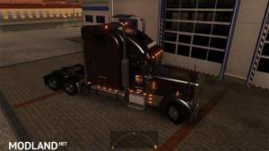 Freightliner Classic XL UPS Skin, 1 photo