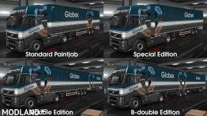 Globex Paintjob Pack, 2 photo
