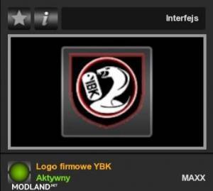 YBK Logo