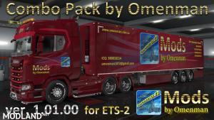 Combo Pack by Omenman v 1.01