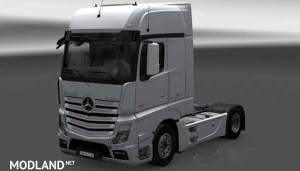 Mercedes MP4 2014 Slighty dirty Skin, 1 photo
