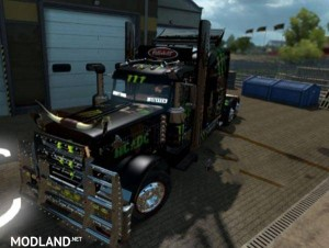Monster Energy Peterbilt 389 1.7, 1 photo