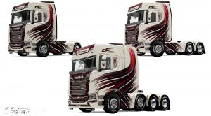 Scania S MT Design skin, 3 photo
