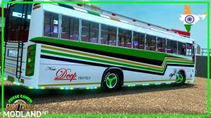 New Deep Bus Punjab skin For Maruti V2, 3 photo