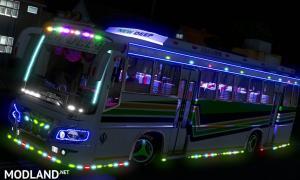 New Deep Bus Punjab skin For Maruti V2, 2 photo