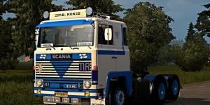 P.B. KOK Skin Scania 141
