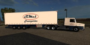 Pack Trailers SIMEL Transport, 2 photo