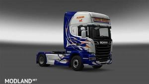 Peter Lovaas skin for Scania Streamline, 1 photo
