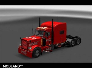 Peterbilt 389 Coca Cola, 1 photo