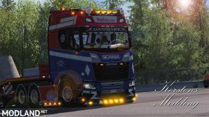 PWT Thermo skin for Scania NG