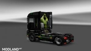 Renault Magnum Hulk Skin v 1.12.1, 2 photo