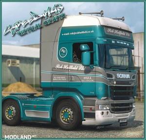 Rob Hatfield skin for RJL Scania, 1 photo