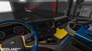 Scania Blue-Yellow Paint Edition, 2 photo
