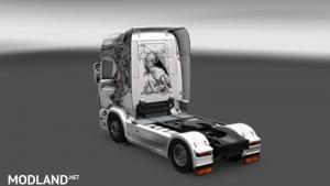 Scania Fantasy Skin Pack