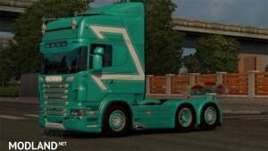 Scania GTM Skin
