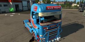 Scania R&S Maik Terpe Skin, 1 photo