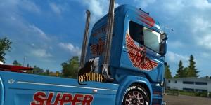 Scania R&S Maik Terpe Skin, 3 photo