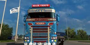 Scania R&S Maik Terpe Skin, 2 photo