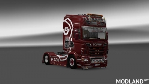 Scania R 560 v 1.12