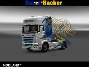 Scania R Runko Transporti Skin