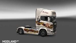 Scania R Vasiliy Terkin Skin, 1 photo