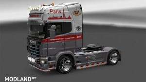Scania R730 2009 Powerhouse skin - Direct Download image