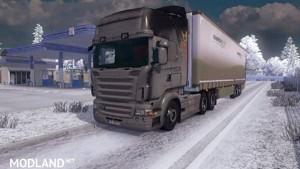 Scania RJL Dirt Skin