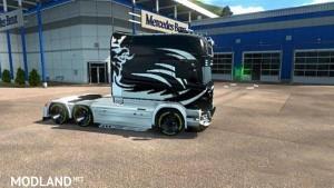 Scania RJL EXC Longline Stepan Huber Skin, 1 photo