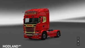 Scania RJL Michels Skin