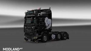 Scania RJL the last Legend Skin