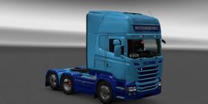 Scania RJL Woodhead Bros Skin, 1 photo
