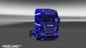 Scania Schulte Skin
